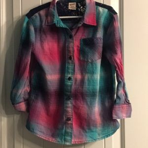 Arizona Button Down Shirt- Size 6x